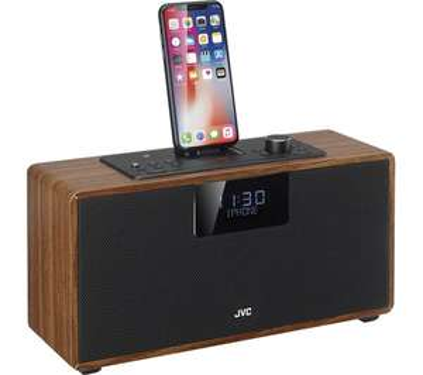 JVC RD-D328B Bluetooth All-in-one Hi-Fi System - £24.97 @ Currys PC World