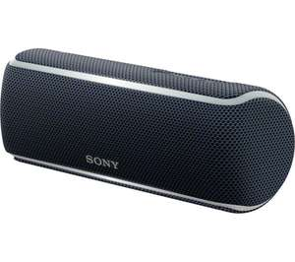SONY SRS-XB21 Portable Bluetooth Wireless Speaker - Black - £24.97 @ Currys PC World