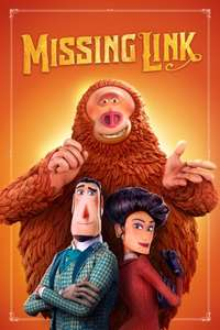 Missing Link (4K) £4.99 @ iTunes Store