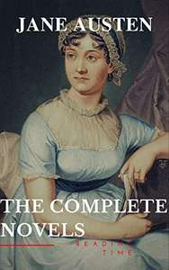 Newly Published - Jane Austen: The Complete Novels Kindle Edition - Free @ Amazon