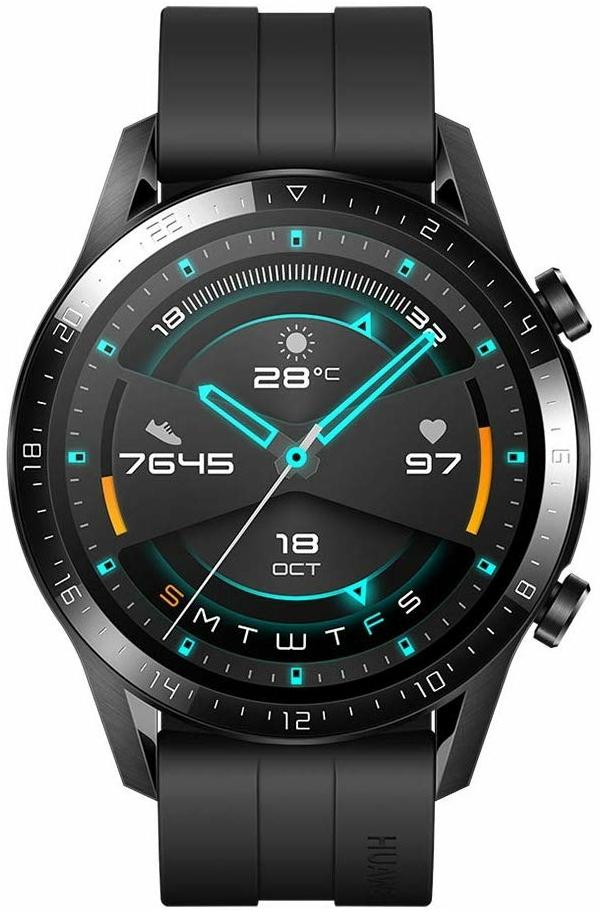 HUAWEI Watch GT 2 (46 mm) Smart Watch £149.99 @ Amazon (+ £6 Extra Topup £80 Gift Balance making it £143.99)