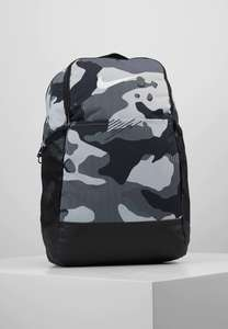 Nike Brasilia Camo All Over Print Backpack Now £12.80 plus £4 p&p or Free delivery with £19.90 spend @ Zalando
