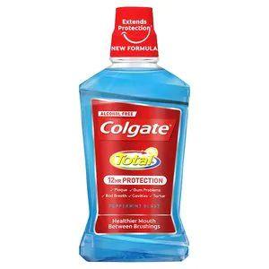 Colgate Total Peppermint Blast Mouthwash 500ml £1.79 @ Superdrug