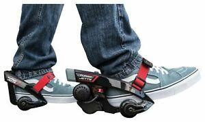 Razor Turbo Jetts Heel Wheels - Black/Red - £40.99 @ Argos / Ebay