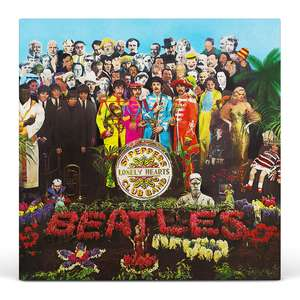 The Beatles ‎– Sgt. Pepper's Lonely Hearts Club Band LP Vinyl £11.37 @ 365Games