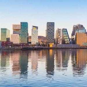 2 Night Weekend Break in Oslo on numerous dates in January/February - £26.98 flights with Wizzair