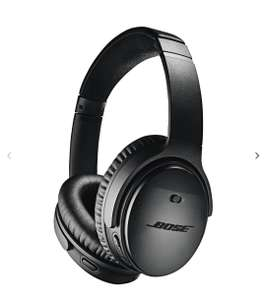 BOSE QC35 II Noise Cancelling Headphones in Black or Silver - £229.00 @ John Lewis & Partners + 2 year guarantee