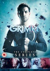 Grimm: The Complete Series (Box Set) [DVD] £30.00 @ ebay.uk / zoomonline