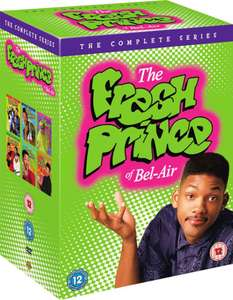 The fresh prince of bel-air complete collection dvd boxset £26.98 @ zavvi