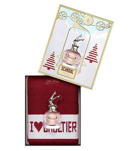 Jean paul gaultier scandal perfume 50ml gift set £32 @ boots