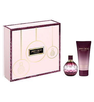 Jimmy choo fever perfume 60ml EDP gift set £28.50 @ boots