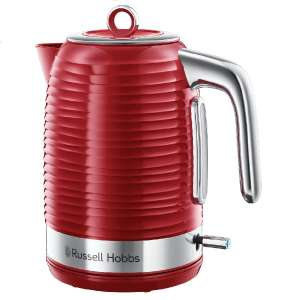 Russell Hobbs 24362 Inspire 1.7L Kettle - Red £18 (Free C&C) @ Robert Dyas