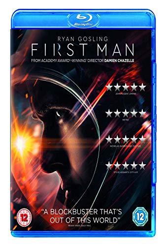 First Man (Blu-ray) [2018] [Region Free] £6.99 (Prime) / £9.98 (non Prime) at Amazon