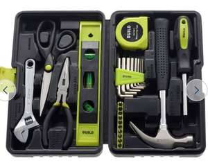 Guild 25 Piece Hand Tool Kit + 2 Year Warranty (More in OP) - £15 + Free Click and Collect @ Argos