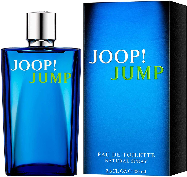 Joop! Jump Eau de Toilette 100ml now £14.49 (Prime) + £4.49 (non Prime) at Amazon