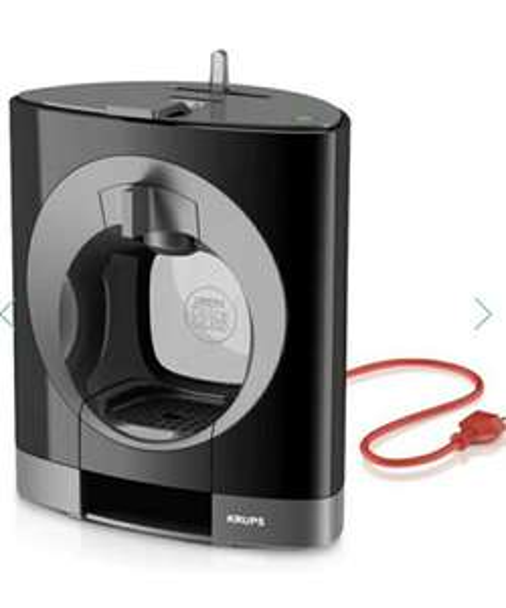 NESCAFE Dolce Gusto Oblo Coffee Machine by Krups - Black £28 @ amazon