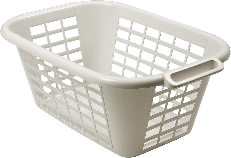 Addis Emsa Rect Laundry Basket Linen now £4 (Prime) + £4.49 (non Prime) at Amazon