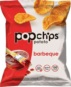 Free bag of popchips voucher in metro - redeem at Co-op instore