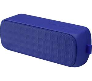 JVC SP-AD70-A Portable Bluetooth Wireless Speaker - Blue for £9.97 delivered @ Currys PC World