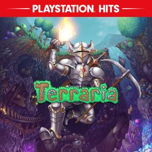 Terraria PlayStation 4 Edition - £3.24 (with free demo available - try before you buy) @ PlayStation Store