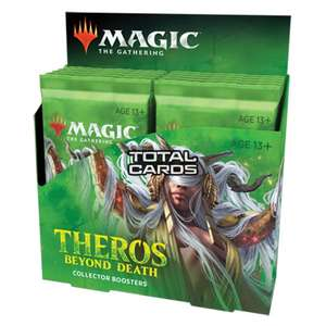 Magic: The Gathering - Theros Beyond Death - Collector Booster Box - £199.95 pre-order @ Total Cards