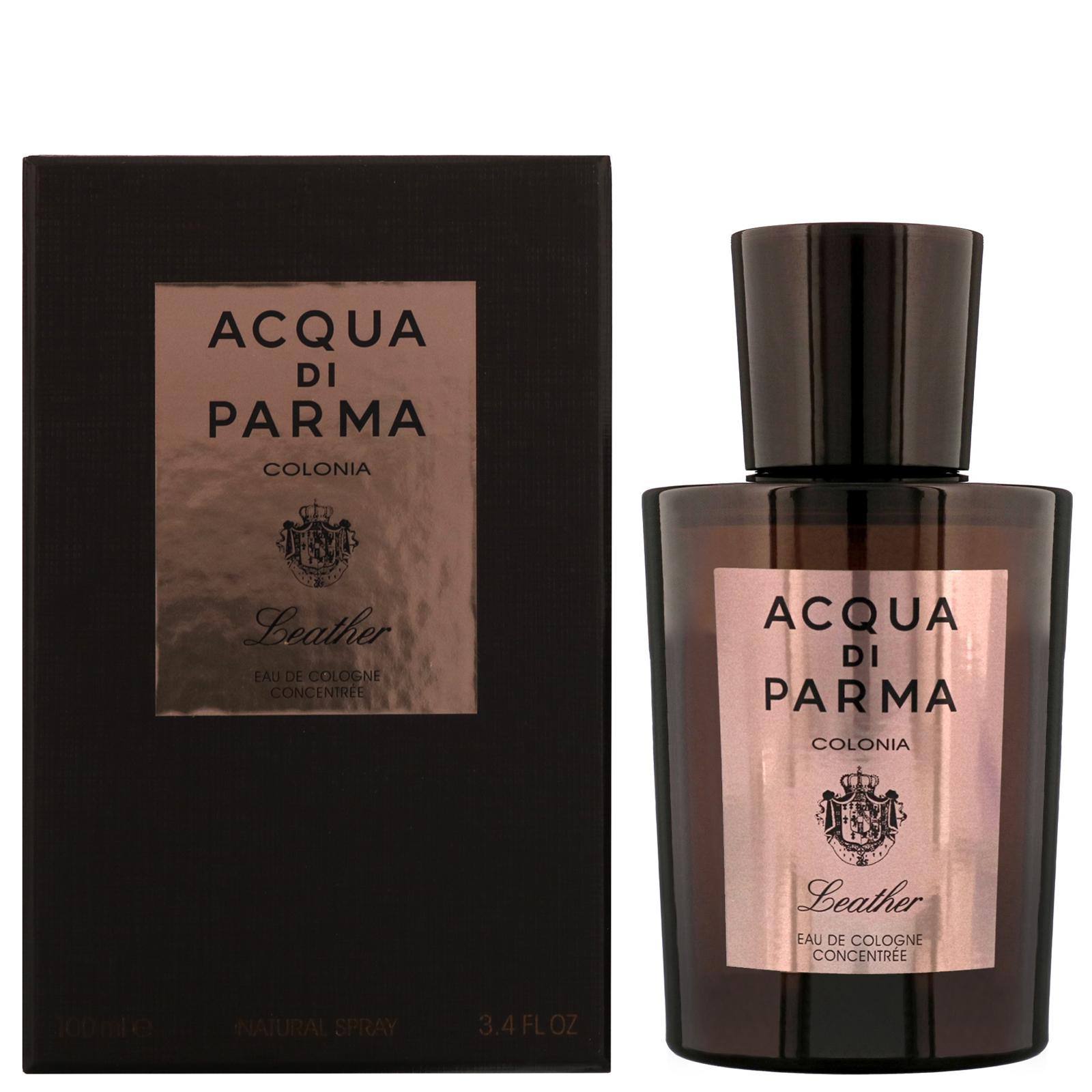 Acqua Di Parma Colonia Leather Eau de Cologne Concentree Natural Spray 100ml - £89.95 delivered @ All Beauty