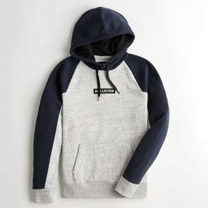 Hollister Hoodie £8.80 Sizes S-XL (+ £5 delivery or free over £50)
