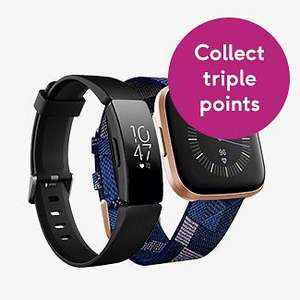 Triple Points on Electrical Beauty & Fitbit - 12 points for every £1 spent + Half Price Offers + Free C&C @ Boots