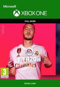 FIFA 20 Xbox One £28.19 @ Eneba using code