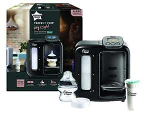 Tommee Tippee Perfect Prep Day & Night, Black - £95.43 @ Amazon