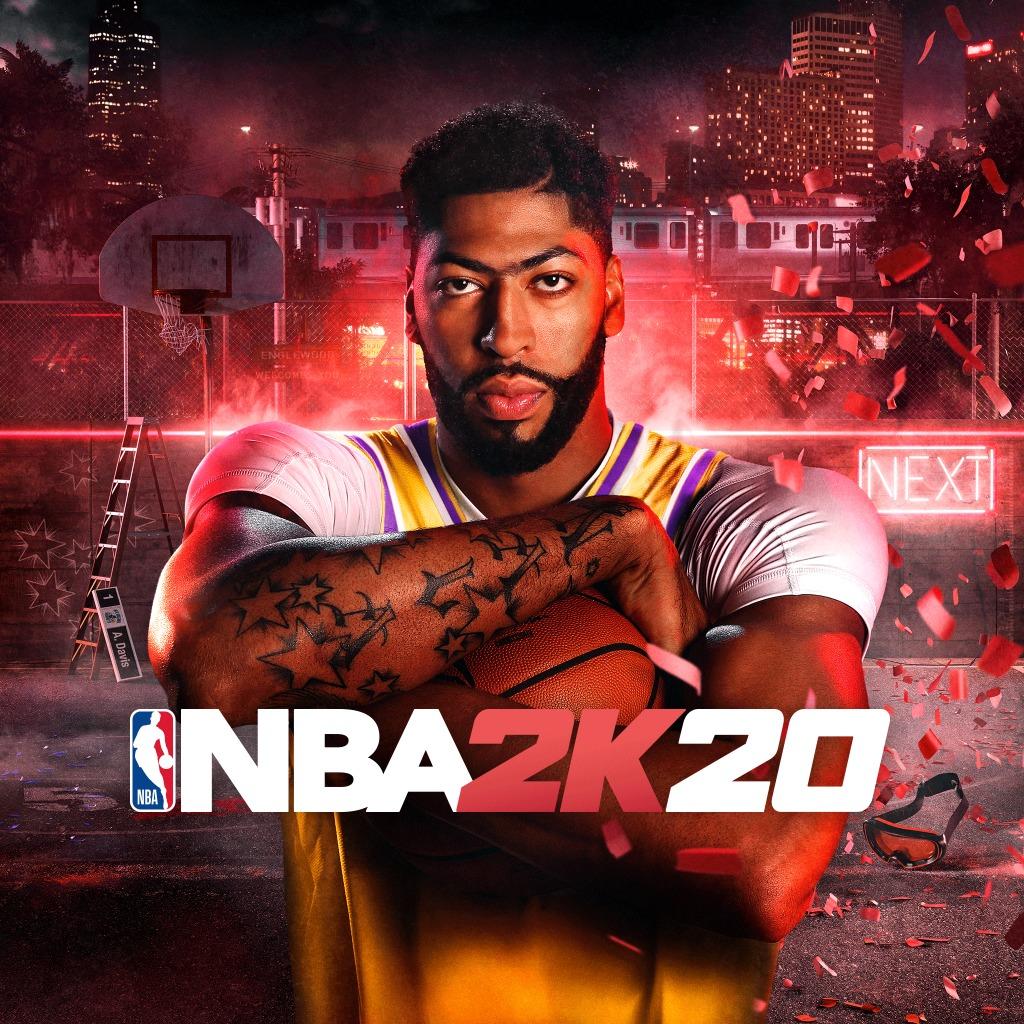 NBA 2K20 £19.99 humblebundle