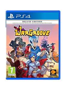 Wargroove: Deluxe Edition (PS4) now £12.85 delivered at Base