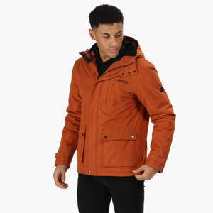 Regatta Men's Sterlings Waterproof Insulated Jacket £28.94 Delivered at Hawkshead