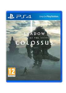 Shadow of the Colossus (PS4) now £11.85 delivered at Base