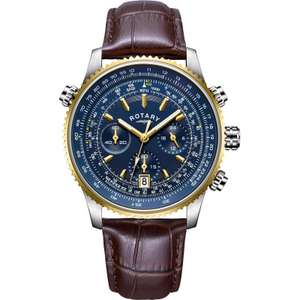 Rotary Chronograph Watch GS00648/05 £73.50 Watch Shop