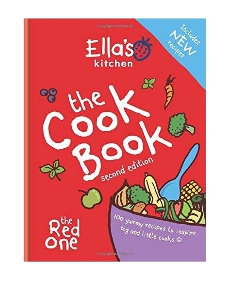 Ella's kitchen cookbooks 99p on Kindle at Amazon
