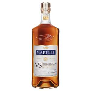 Martell VS Cognac 70cl at Amazon for £22.99