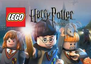 LEGO Harry Potter: Years 1-4 (Steam PC) 26p with code @ PlayTime via Gamivo