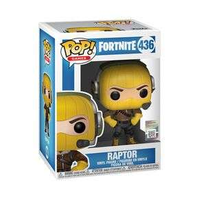 Fortnite Pop Figures 5 for £5 in store sale at Claires