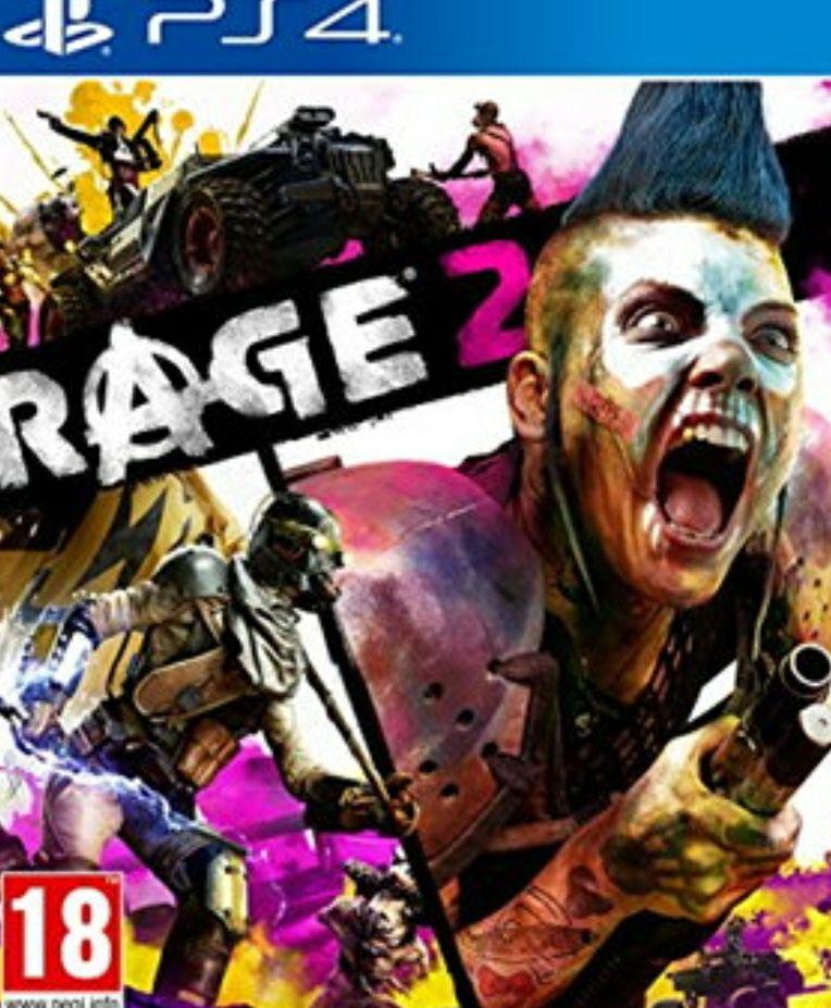 Rage 2 PS4 £12.85 delivered @ Base.com