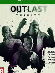 Outlast Trinity [XBox One] for £4.99 Delivered @ Simplygames