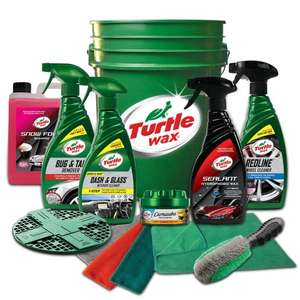 Ultimate Car Cleaning Kit £48 Delivered using code @ Turtle Wax