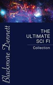 50 Great Sci-Fi Masterpieces In 1 Book - The Ultimate Sci Fi Collection Kindle Edition - Free @ Amazon