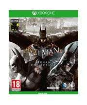 [Xbox One] Batman: Arkham Collection (Steelbook Edition) - £19.85 delivered @ Base