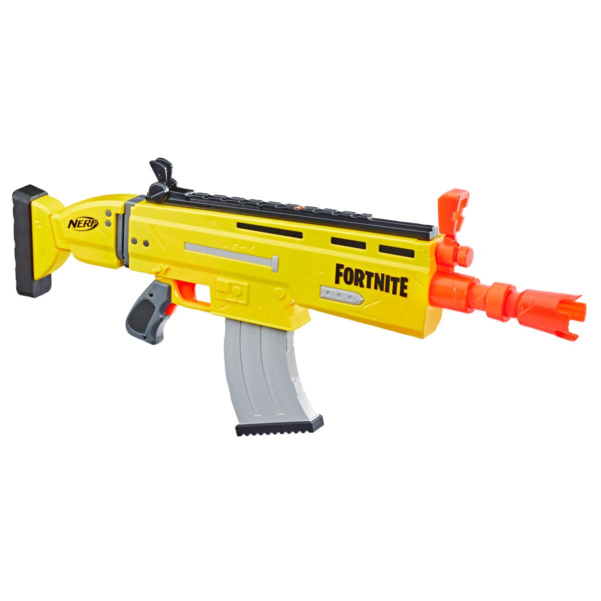 Nerf fortnite AR-L gun £25 @ Tesco (Alloa)