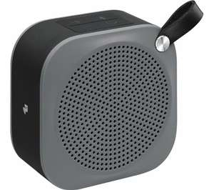 JVC SP-AD50-H Portable Bluetooth Wireless Speaker - Black for £11.97 at Currys
