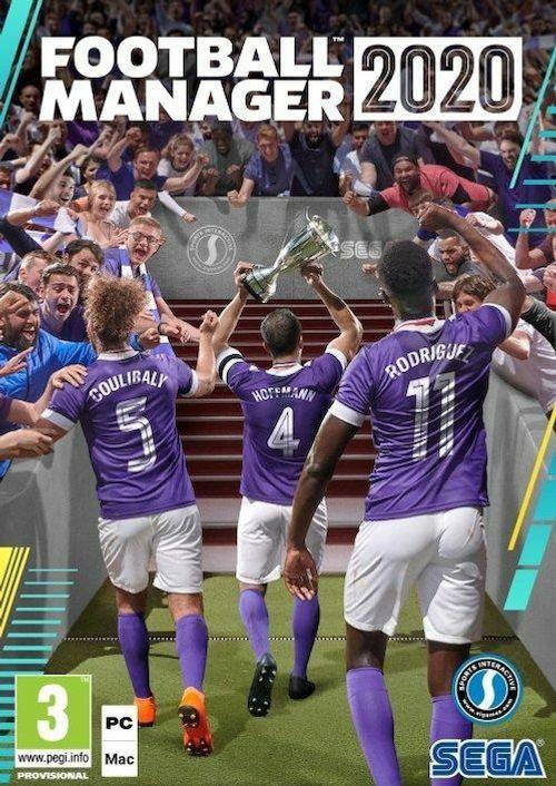 Football Manager 2020 PC - Digital Code £21.99 @ CD Keys