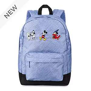Backpack £9.99 when you spend £10 in the disney store