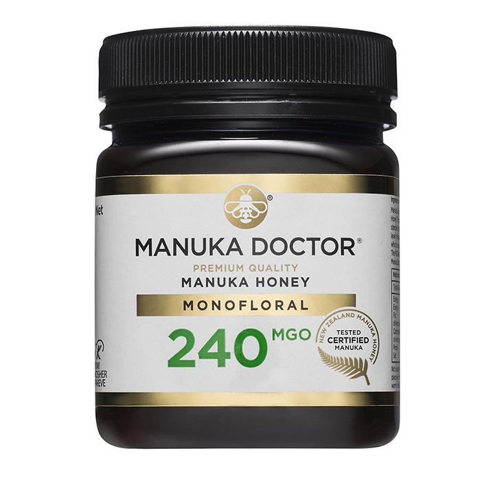 2 x Manuka Doctor Premium Monofloral Manuka Honey MGO 240 250g - £33.98 @ Holland & Barrett (Free Click & Collect)