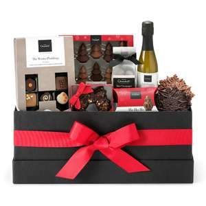Merry Christmas Everyone Hamper £31.45 delivered @ Hotel Chocolat